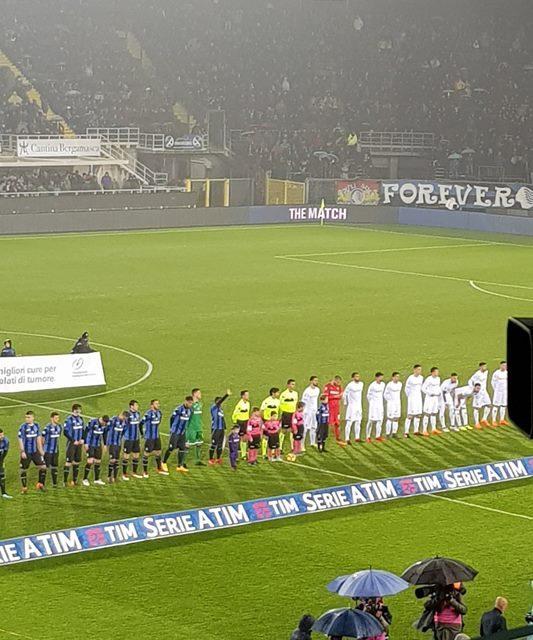Atalanta-Fiorentina 1-1 a fine primo tempo: Petagna beffa Sportiello al 46′, quattro palle goal viola