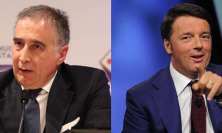 """Cognigni: """"Dite a Renzi che la Fiorentina gode di ottima salute. Mai stati così bene"""""""