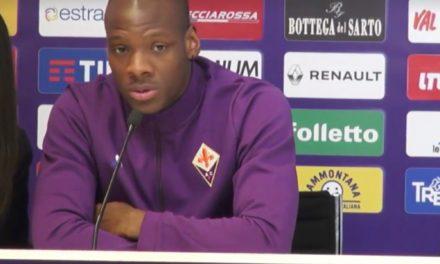 """Dabo: """"Quando la Fiorentina mi ha chiamato non ho avuto esitazioni, voglio impormi come mediano"""""""