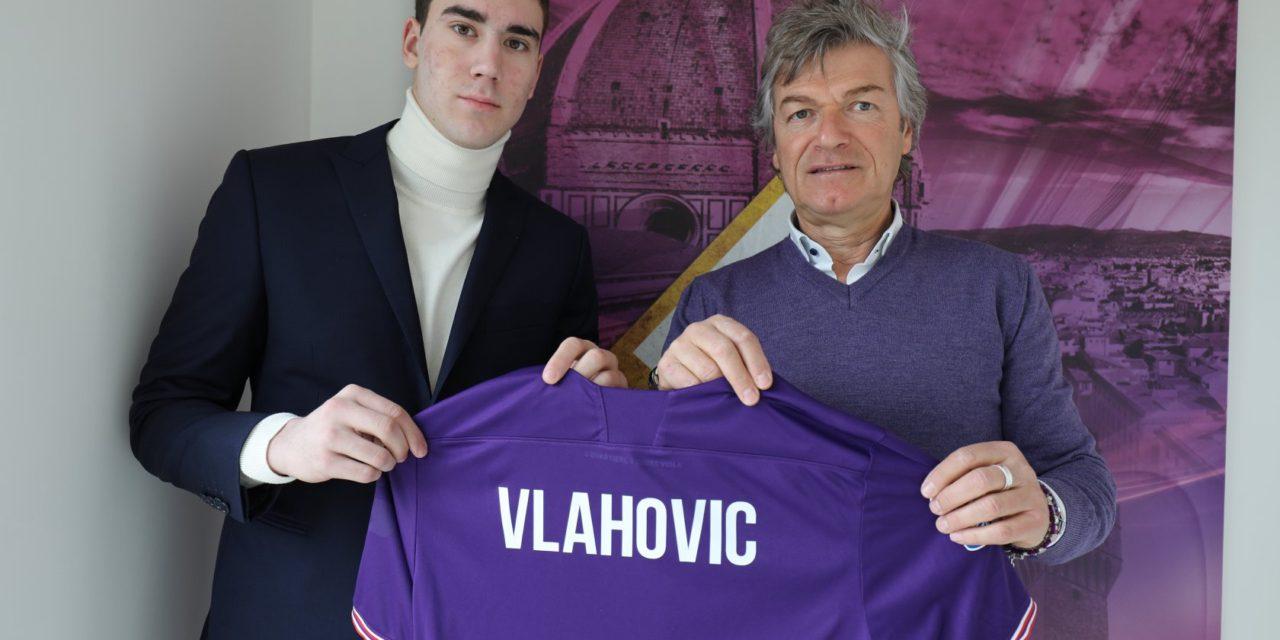 ACF: Vlahovic in sede soltanto per delle formalità, torna il 16 marzo per stage con Pioli