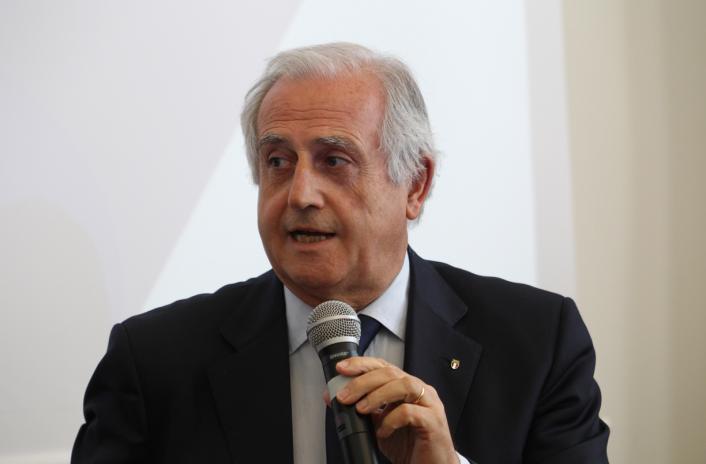 """Fabbricini è il nuovo commissario della FIGC: """"Non sono un Carneade"""""""