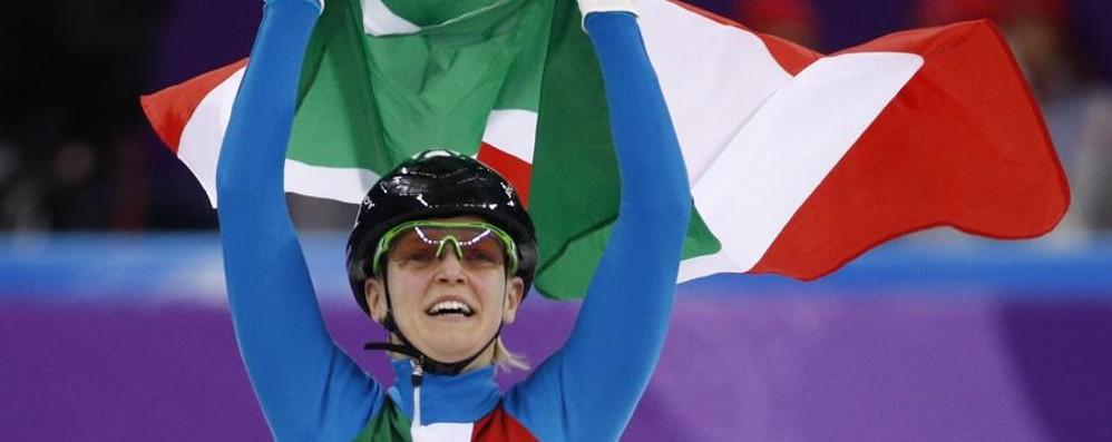 Olimpiadi invernali: arrivano le prime gioie azzurre, Fontana e Pellegrino si fanno d'oro