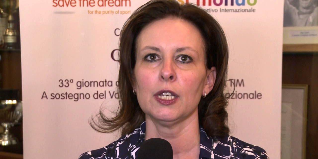 """Chantal: """"Ricordo il gol di Stefano alla Juve. Firenze mi emoziona sempre, mi sento a casa"""""""