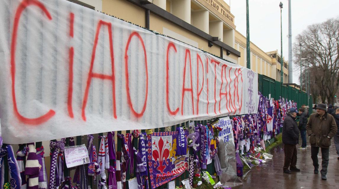 ACF, Basilica chiusa al pubblico per funerale Astori, il corpo farà sosta al Franchi prima della messa