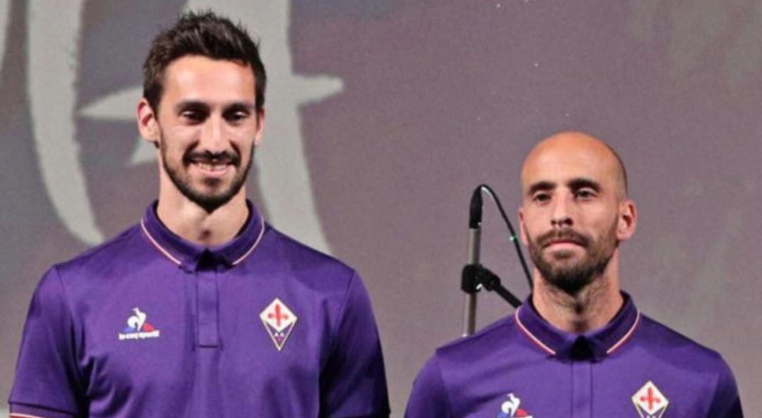 """Borja Valero: """"Firenze ha dimostrato di essere una città meravigliosa che ti dà il cuore"""""""