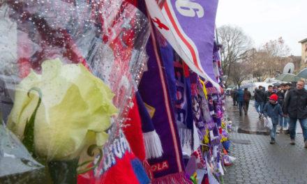 Il muro del pianto in onore di Astori non verrà rimosso. La società pensa alle possibili soluzioni