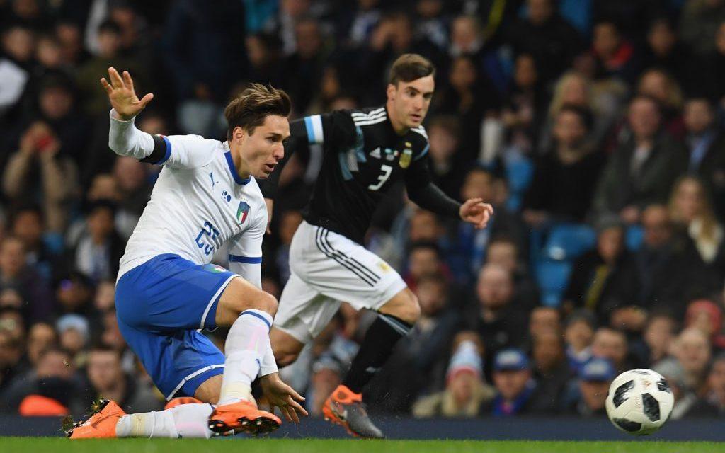 L'Italia pareggia a Wembley 1-1. Goal su rigore di Insigne procurato da Chiesa