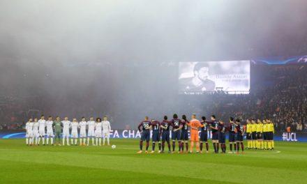 Minuto di silenzio, fischi in PSG-Real e ad Anfield da parte dei tifosi del Porto