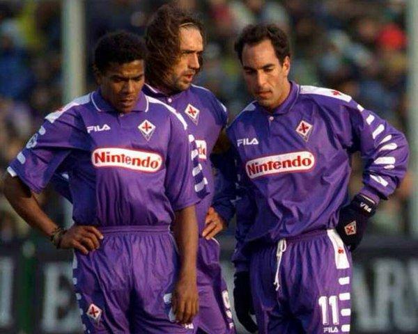 """Buon compleanno, Lulù: """"A Firenze periodo magico, Ranieri credeva in me. Quei 15 gol con Bati…"""""""