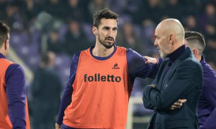 """Pioli: """"La squadra si allena piu convinta nel nome di Astori. Badelj sta pensando di rimanere"""""""