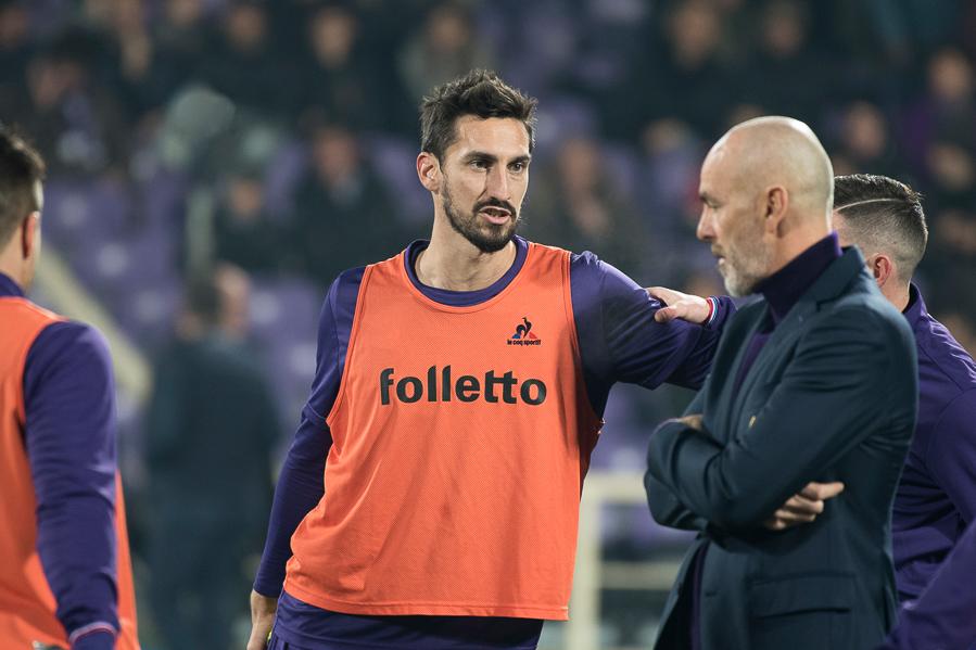 """Pioli: """"Volevo lasciare la Fiorentina dopo Astori. Nello spogliatoio non abbiamo superato la situazione"""""""