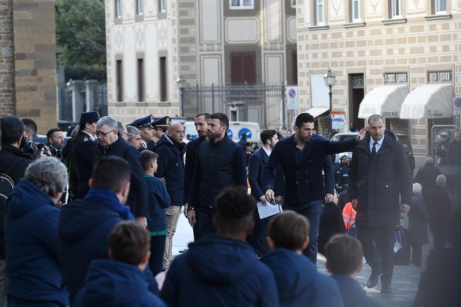 La Repubblica titola: addio Astori, una sola maglia per il calcio