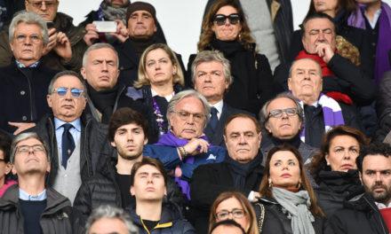 L'annuncio: Andrea Della Valle sarà allo stadio per Fiorentina-Napoli