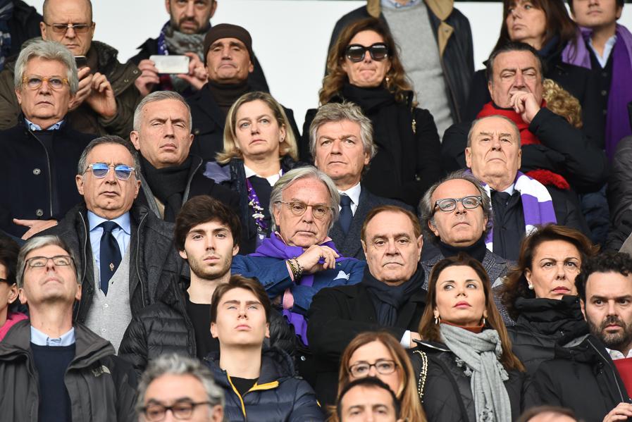 L'ultimo bilancio della Fiorentina è da record, + 35 milioni di euro. Mai cosi bene nell'era Della Valle