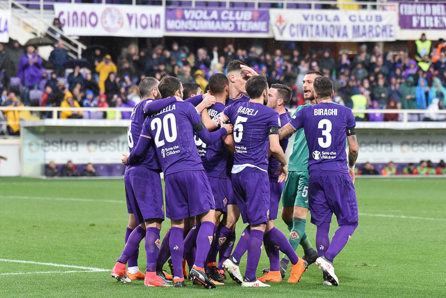 Fiorentina, ecco 41 punti in 28 gare: meno 4 rispetto ad un anno fa. Pioli può ancora riprendere Sousa