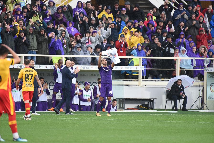 Il compito più difficile di Vitor Hugo, sostituire Astori. Quel gol e la dedica..