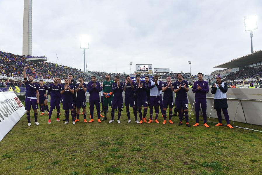 Onore a Davide: una domenica che entra nella storia della Fiorentina
