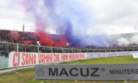 """I tifosi del Napoli: """"Tutti a Firenze, dateci la curva Ferrovia"""""""
