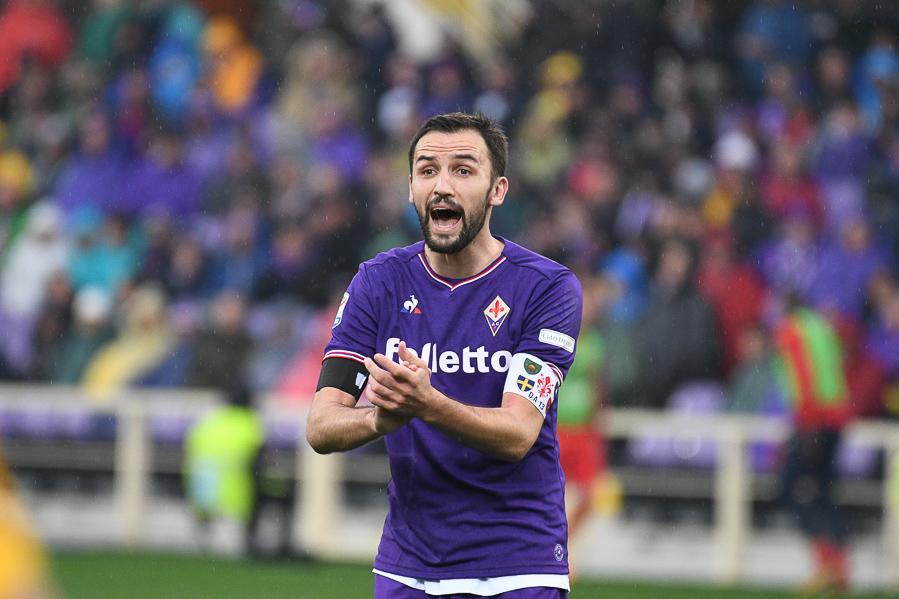 """Badelj: """"Dopo il gol ho pensato ad Astori, era il mio migliore amico"""""""