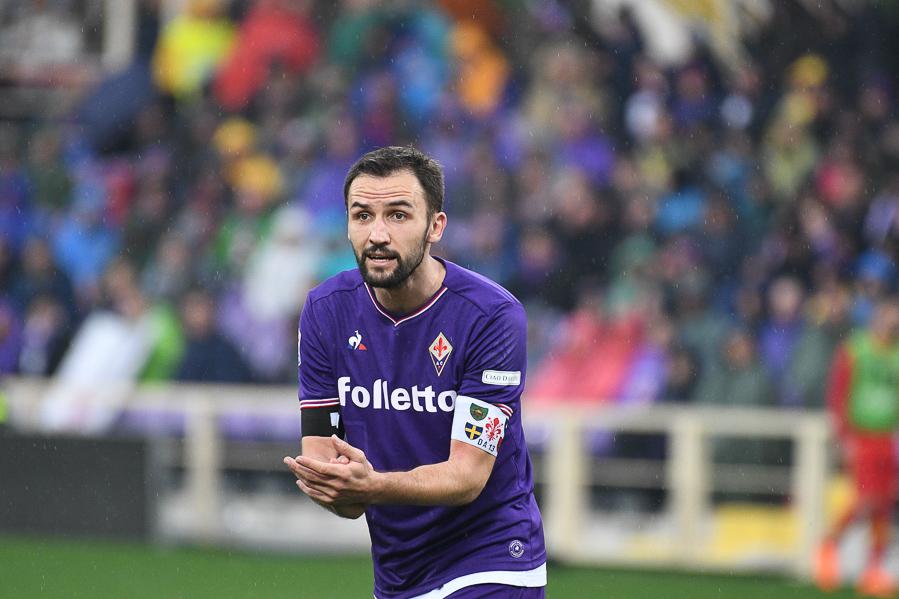 Fiorentina, guai per Badelj: si fa male con la nazionale