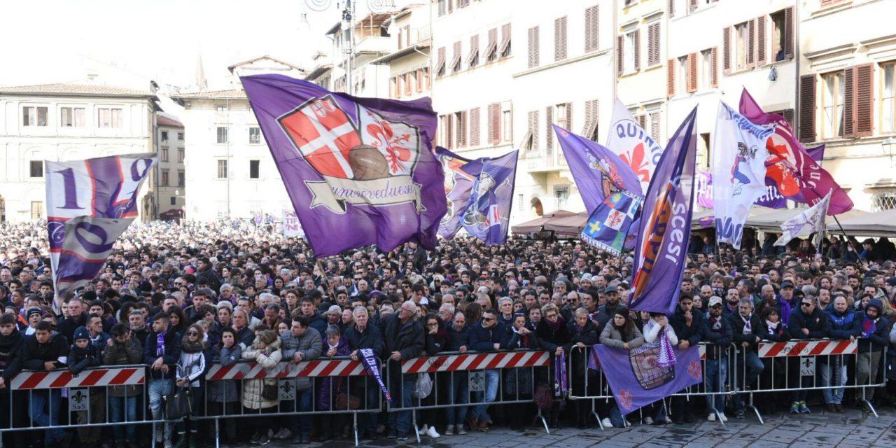 """""""Astori era in piazza Santa Croce"""". Storia di un episodio che ci ha scaldato il cuore…"""