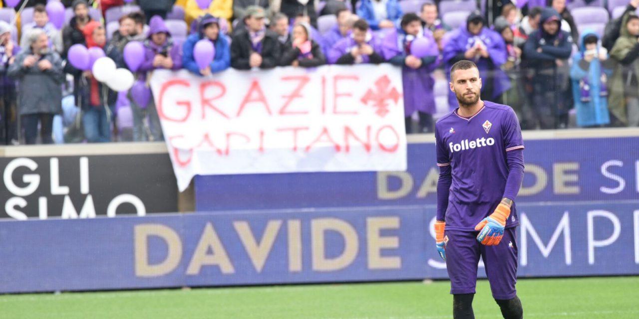 """La Fiorentina batte il Benevento, Benassi: """"Vittoria guidata dal cielo, ci ha guidato Astori"""""""