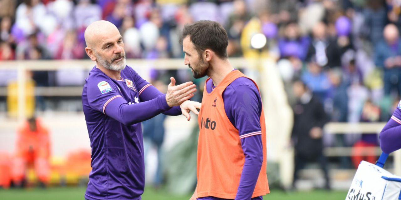 """Badelj: """"Astori resterà la nostra luce. Firenze ci sta facendo vedere la sua anima"""""""