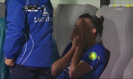 Bakic scoppia in lacrime perchè non riesce a dedicare un gol ad Astori