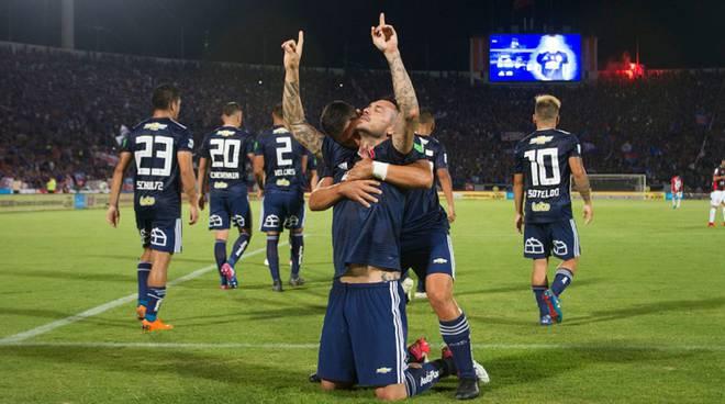 """Pinilla scoppia in lacrime dopo il gol: """"E' per te Davide."""""""