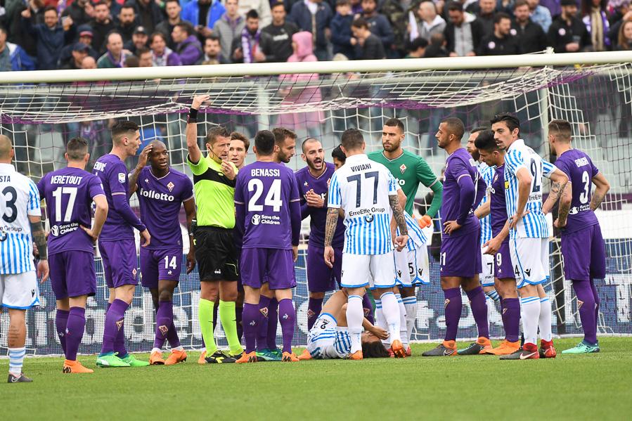 """Rialti su Stadio: """"La Fiorentina gioca con il cuore e la Spal merita rispetto. Bene la difesa e Dabo"""""""