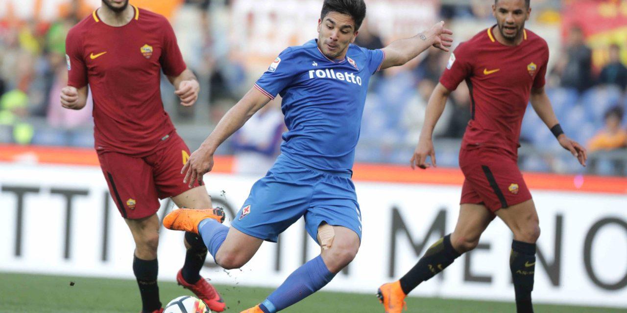 La Fiorentina non si ferma più, Benassi e Simeone espugnano anche Roma e vedono l'Europa