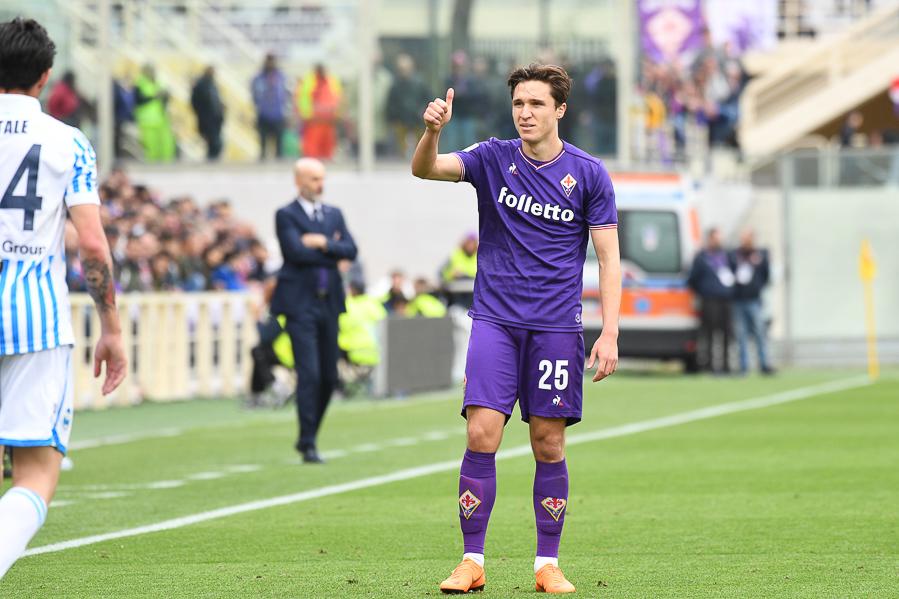 Gazzetta: Chiesa-Fiorentina, prove di rinnovo. Ma ora serve un ritocco al contratto