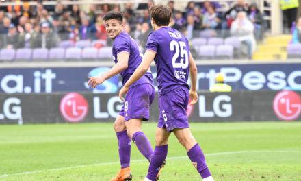 La Fiorentina è la squadra piu giovane del campionato. Come nel 69, ma non sarà scudetto…