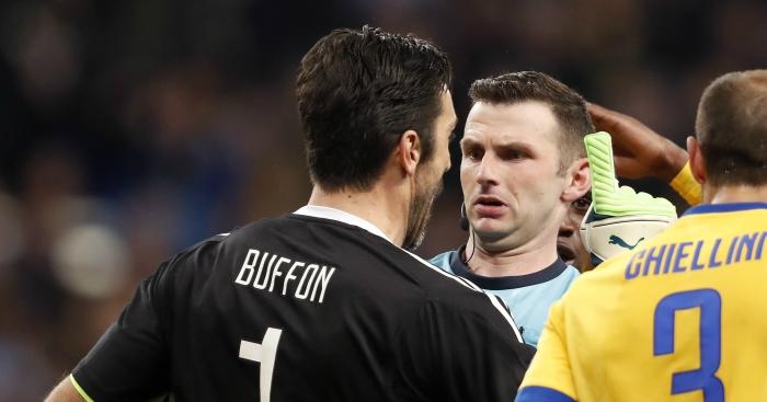 Clamoroso: dopo la sceneggiata Champions Buffon vicino al Real Madrid!