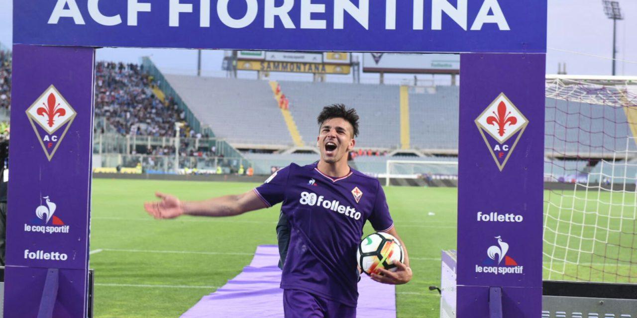 """Simeone suona la carica: """"Sono felice alla Fiorentina. EL, proviamoci!!"""""""