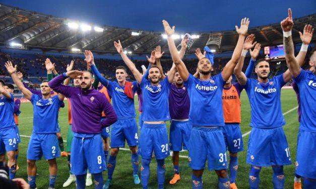 """""""Fiorentina 6 fantastica"""" sei vittorie consecutive, non accadeva da 58 anni nella storia viola"""