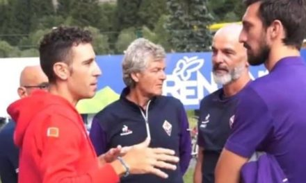 """Nibali e la maglia di Astori: """"Dopo il trasloco non la trovavo più. Adesso…"""""""