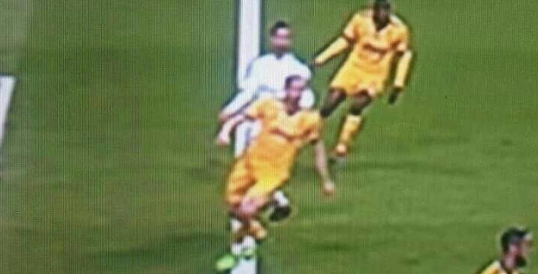 Juventus furiosa ma è regolare il gol del Real Madrid dopo 13 minuti. Ecco le immagini