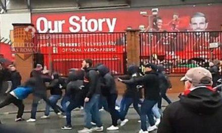 VIDEO, Grave tifoso Liverpool, due romanisti accusati di tentato omicidio. Ecco il video dello scontro fatale