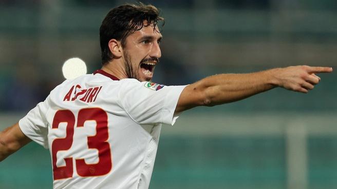 A Roma pensano ad Astori, 9 (Dzeko) +16 (De Rossi) +44 (Manolas) = 69:3 (gol fatti) =23