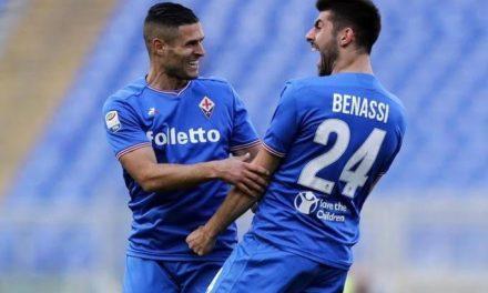 VIDEO, Zampa non la prende benissimo, la Fiorentina vince a Roma e il giallorosso reagisce così