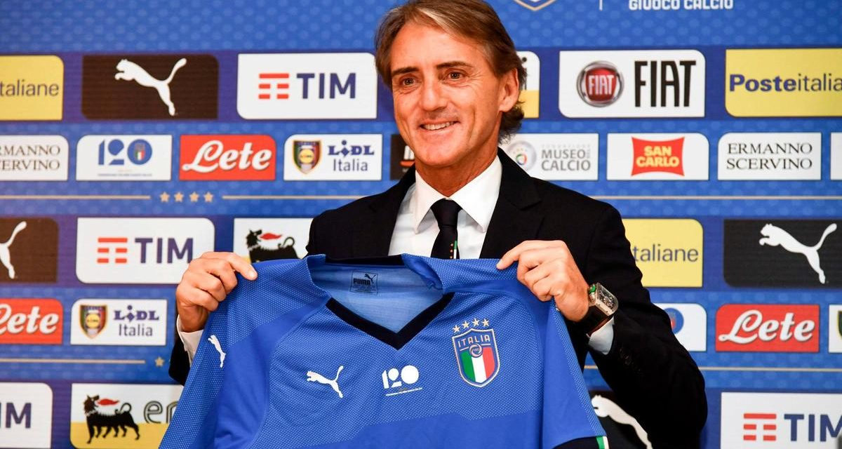 """Mancini: """"Chiesa tra i giovani più interessanti per il futuro della Nazionale. Però…"""""""