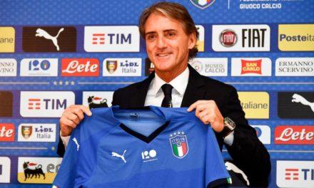 Mancini e la sua prima uscita da CT: a Milano per Chiesa e gli italiani rossoneri