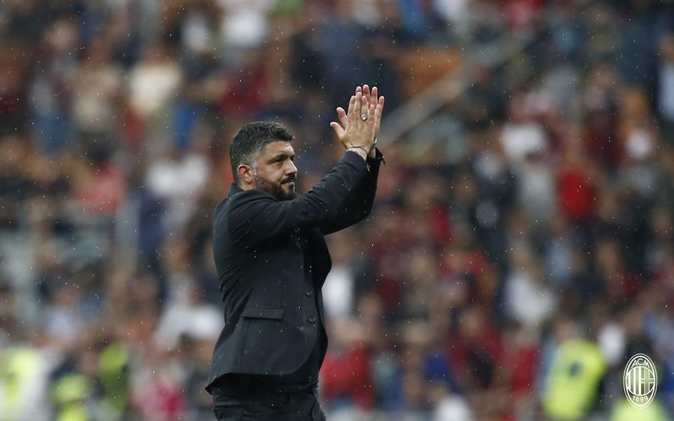 """Gattuso: """"Ringrazio questi giocatori. Il prossimo anno dobbiamo rinforzarci"""""""