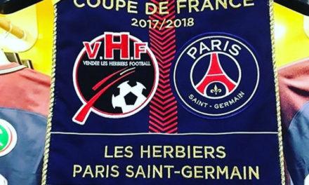 Coppa di Francia: si infrange in finale il sogno del Les Herbiers. 0-2 PSG
