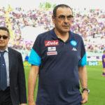 """Da Napoli: """"Sarri ha ricevuto l'offerta per allenare la Fiorentina da luglio. Ha rifiutato perché…."""""""