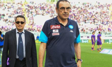 Clamoroso a Napoli, Sarri vuole dimettersi dopo gli attacchi di De Laurentiis