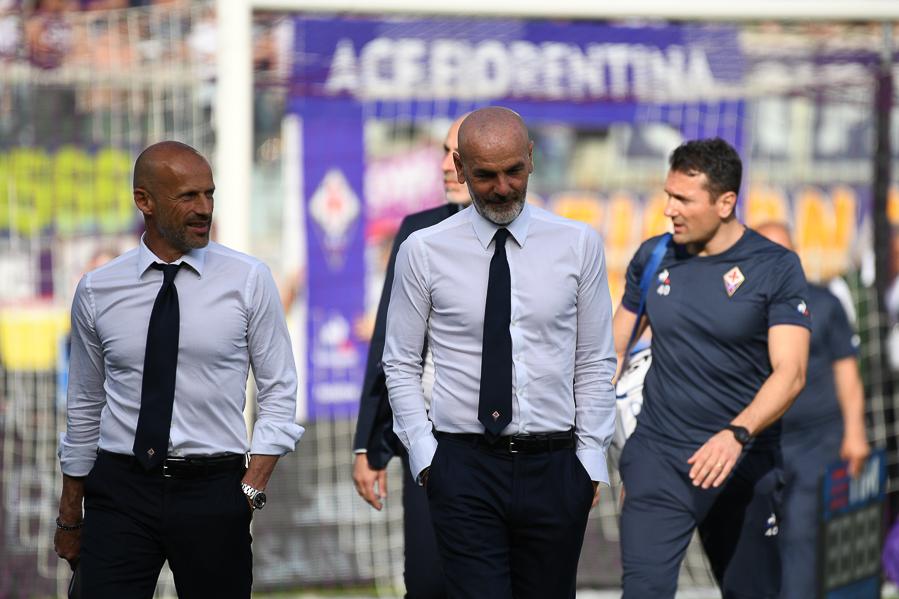 """Ag. Pioli: """"Non abbiamo parlato del rinnovo di contratto, solo una visita di cortesia. Con Corvino e Freitas…"""""""