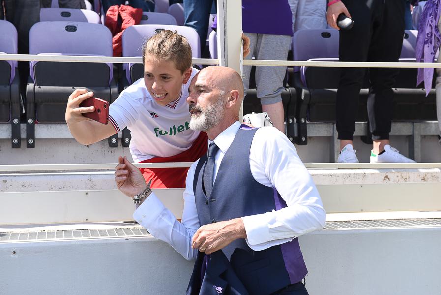 """Pioli: """"Obiettivo stagionale raggiunto. Voglio diventare il Wenger della Fiorentina. È stato un errore…"""""""