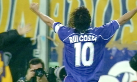 """Rui Costa: """"Orgoglioso di aver indossato il numero 10 alla Fiorentina"""""""